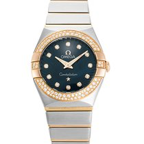 Omega Watch Constellation Ladies 123.25.24.60.53.001
