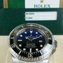勞力士 (Rolex) Sea Dweller DeepSea D Blue 116660 James Cameron