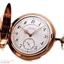 A. Lange & Söhne Vintage Pocket Watch Quarter Repeater 14k...