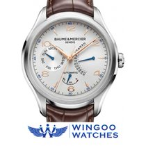 Baume & Mercier Clifton Retrograde Date Watch Ref. M0A10149