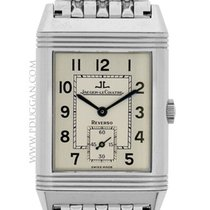 Jaeger-LeCoultre stainless steel Reverso Grande Taille