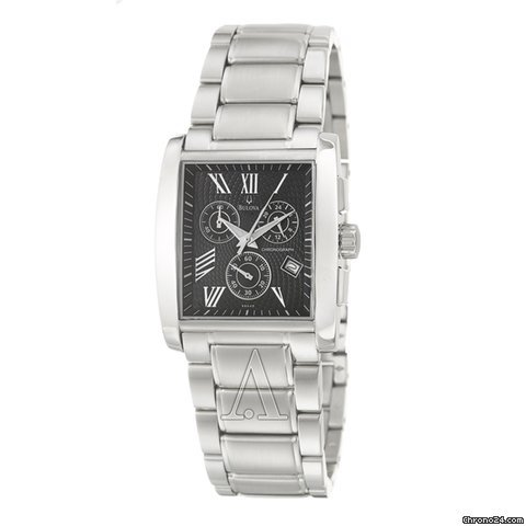 Bulova Men&amp;#39;s Chronograph Watch
