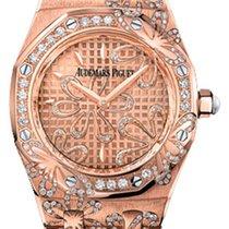 Audemars Piguet Royal Oak 18K Solid Rose Gold Diamonds