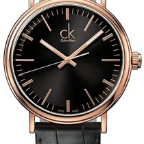 ck Calvin Klein Surround K3W216C1 Herrenarmbanduhr Klassisch...