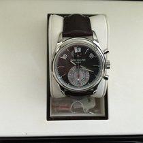 Patek Philippe Platinum Annual Calendar Chronograph 5960P-001 ...