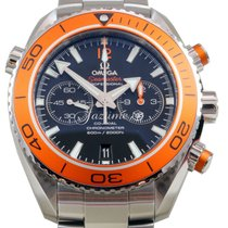 Omega Seamaster Planet Ocean 600 M 45.5mm Orange 232.30.46.51....