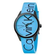 ck Calvin Klein color Herrenuhr K5E51TVN