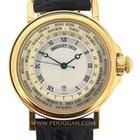 Breguet 18k yellow gold Marine Hora Mundi Worldtime