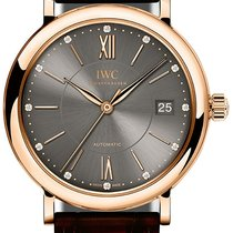 IWC [NEW] Portofino Midsize Automatic 37mm Ladies IW458106