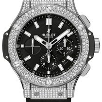 Hublot Big Bang Steel Pave 301.SX.1170.RX.1704