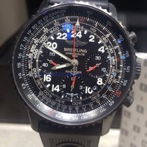Breitling NAVITIMER COSMONAUTE LIMITED EDITION BLACK PVD