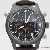 IWC Top Gun Pilot Double Chronograph Rattrapante IW3799