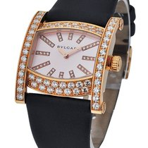 Bulgari Assioma in Rose Gold with Diamond Bezel