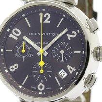 Louis Vuitton Polished Louis Vuitton Tambour Chronograph...