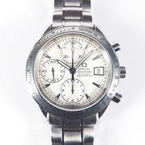 Omega Speedmaster 40mm Day Date Chronograph white 3211.30.00 RARE