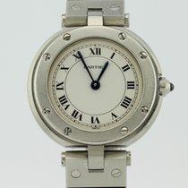 Cartier Santos Vendome Quartz Steel 227308 Lady