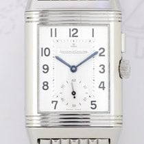 Jaeger-LeCoultre Reverso Duo Face Edelstahl Night & Day...