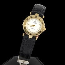 Omega CONSTELLATION LADY GOLD