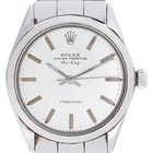 Rolex Vintage Rolex Air-King Men's Stainless Steel Oyster...