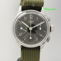 Heuer Chronograph Vintage Valjoux 72