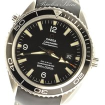 Omega Seamaster Planet Ocean Automatic 600m Steel 45.5mm