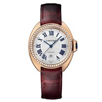 Cartier Cle Automatic Ladies Watch Ref WJCL0016