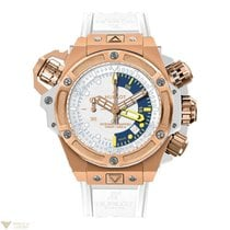Hublot King Power Oceanographic 1000 King Gold Men's Watch
