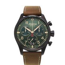 Alpina Startimer Collection Startimer Pilot Chronograph Big...