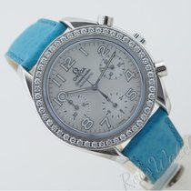 Omega Speedmaster Automatic Diamonds Lady