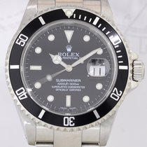 Rolex Submariner Date Taucher K-Serie Full-Set SEL 2002 Collector