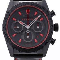 帝陀 (Tudor) Fastrider Black Shield Automatic Chronograph 42 Red...