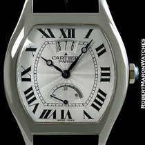Cartier Collection Privée Tortue Power Reserve 18k White Gold...