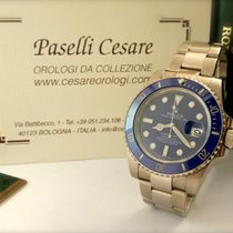 Rolex Oyster Perpetual Date Submariner Ref. 116619LB Oro Bianco