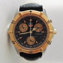 TAG Heuer Formula 1 Chronograph 1/10th 200M Black Gold
