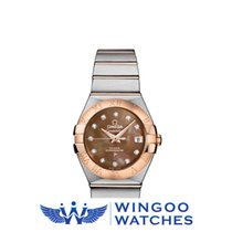 Omega - Constellation Co-Axial 27 MM Ref. 123.20.27.20.57.001