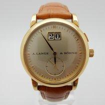 A. Lange & Söhne Saxonia Ref 105.021 Gelbgold