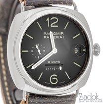 Panerai Radiomir 8 Days PAM00268 45mm Manual Winding Watch Steel