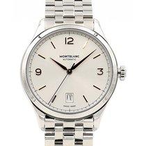 Montblanc Heritage Chronometrie 38 Automatic Date
