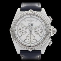 Breitling Crosswind Stainless Steel Gents A44355