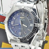 Breitling Wings A10050 Stahl Automatik