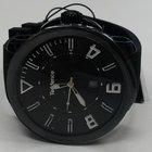 Tendence Gulliver SPORT Black/Black/Silver Watch TT530002