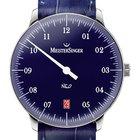 Meistersinger Neo 36 mm Blue Dial - NE 908