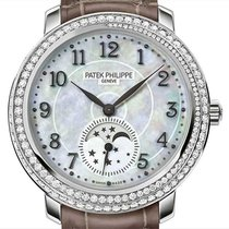 Patek Philippe [NEW]4968G Complications Moonphase White Gold...