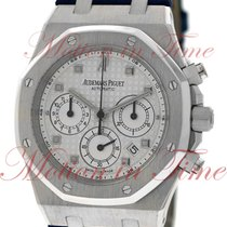 Audemars Piguet Royal Oak Chronograph, Silver Dial - White...