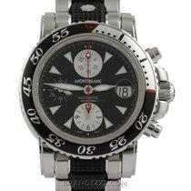 Montblanc Sport Chronograph Ref. 7034