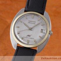 Longines Ultra-chron Stahl / Gold Automatik Herrenuhr Cal....