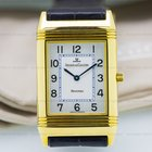 Jaeger-LeCoultre Reverso Classique Manual Wind 18K Yellow Gold...