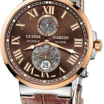 Ulysse Nardin Maxi Marine Chronometer 43mm 265-67-45