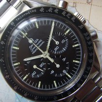 Omega 1st Owner 1970 Speedmaster MAN ON THE MOON Box Papers
