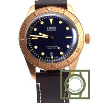 Oris Divers Carl Brashear Bronze Limited edition NEW